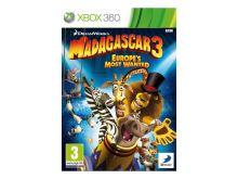 Xbox 360 Madagascar 3 - Europes Most Wanted