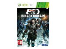 Xbox 360 BD Binary Domain (nová)