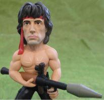 Rambo Figurka - Rocket (nová)