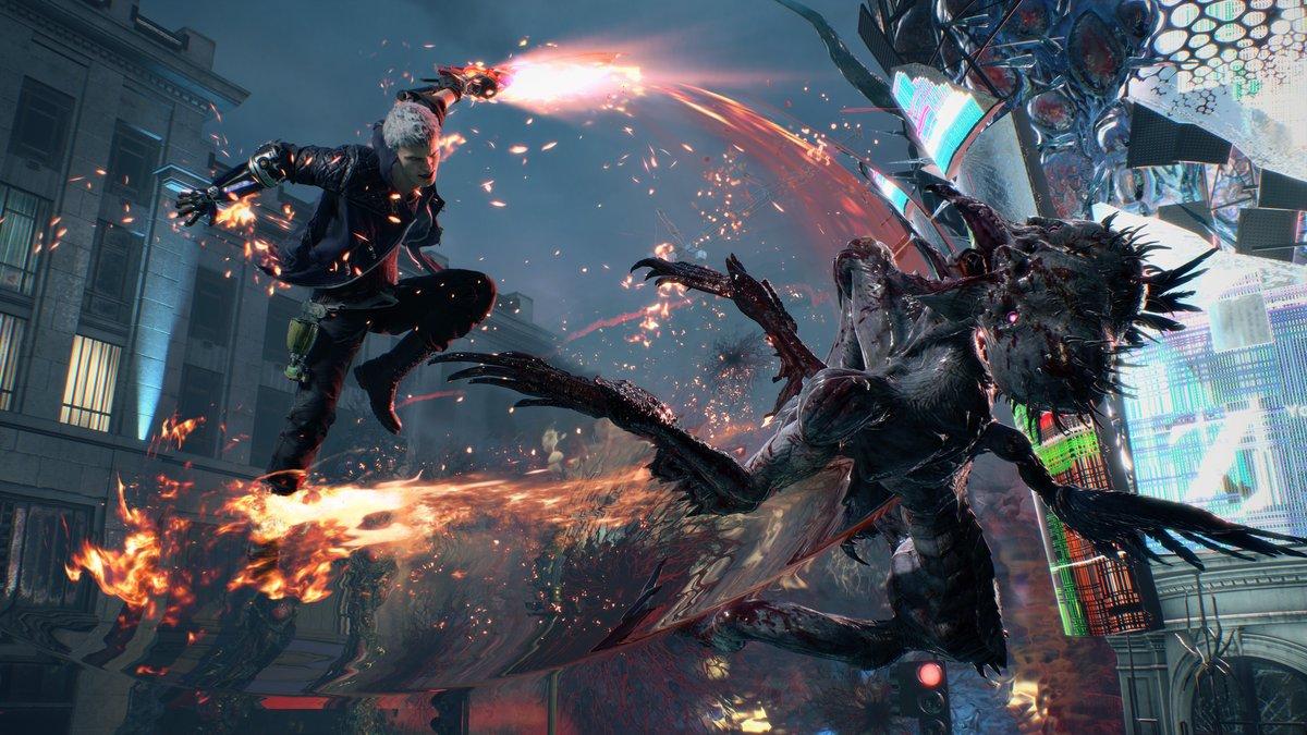 Xbox One Devil May Cry 5 (nová)