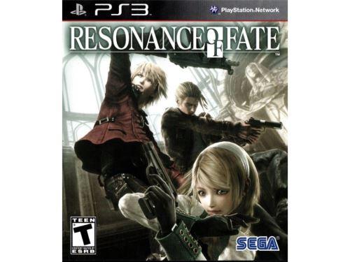 PS3 Resonance of Fate