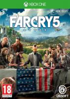 Xbox One Far Cry 5 (CZ) (nová)