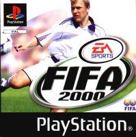 PSX PS1 FIFA 2000