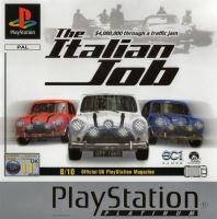 PSX PS1 The Italian Job