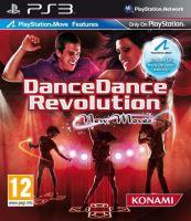 PS3 Dance Dance Revolution (pouze hra)