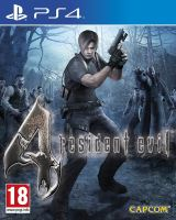 PS4 Resident Evil 4 (nová)
