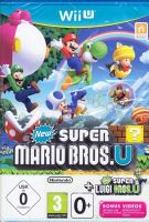 Nintendo Wii U New Super Mario Bros. U + New Super Luigi U
