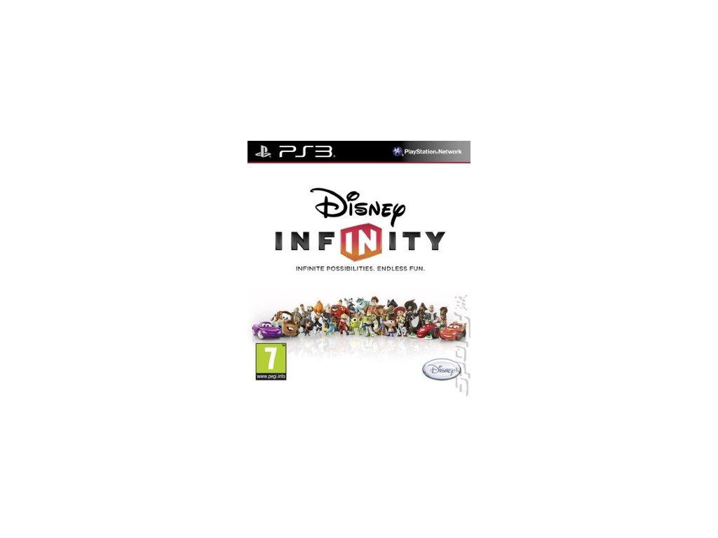 PS3 Disney Infinity 1.0 (pouze hra)