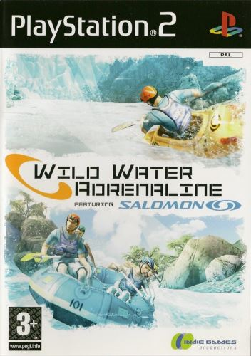 PS2 Wild Water Adrenaline