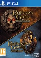 PS4 Baldur's Gate: Enhanced Edition (nová) (CZ)