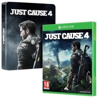 Xbox One Just Cause 4 Steelbook Edition (nová)