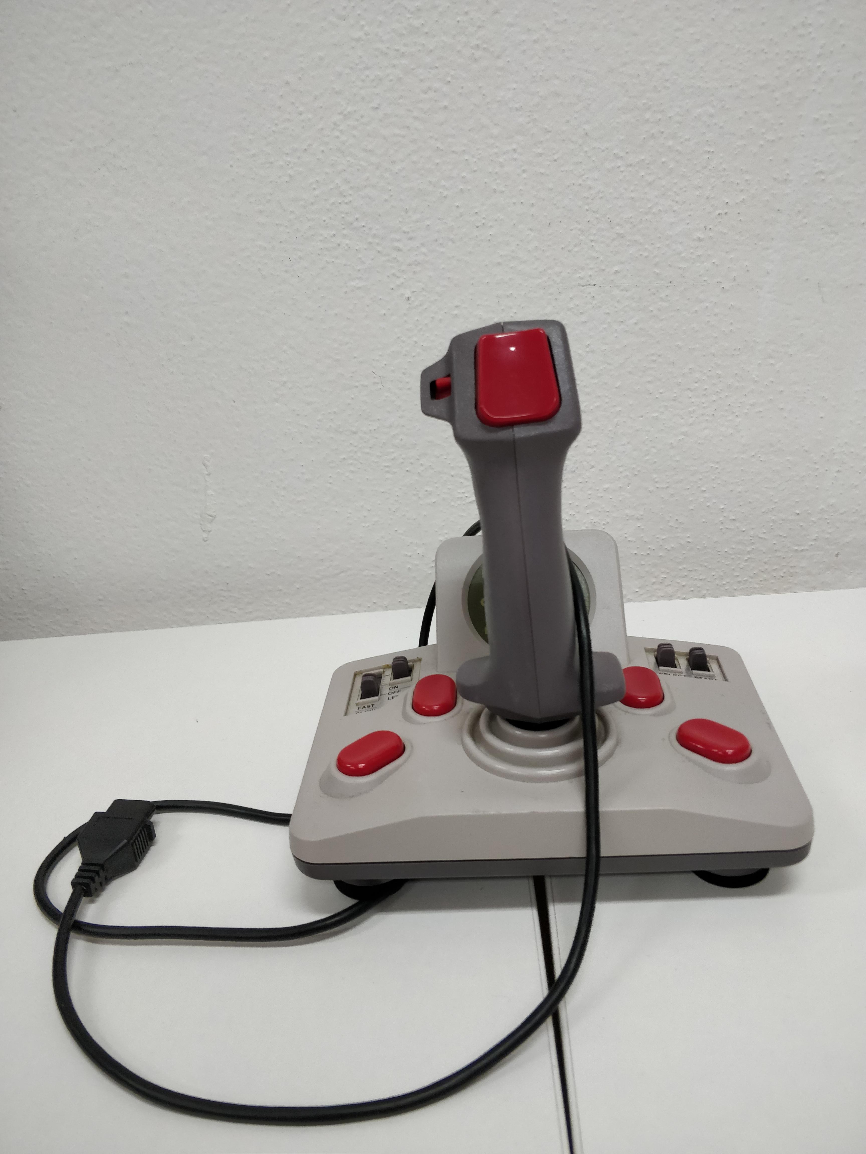 [Nintendo SNES] QuickJoy N Pro Joystick (estetická vada)