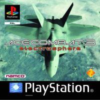 PSX PS1 Ace Combat 3 Electrosphere