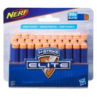 NERF - N-Strike Elite 2017 30ks - Náhradní Šipky (nové)
