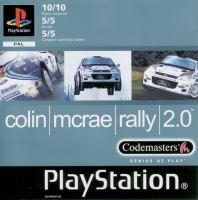PSX PS1 Colin McRae Rally 2.0