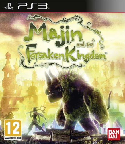 PS3 Majin and the Forsaken Kingdom