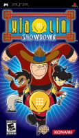 PSP Xiaolin Showdown