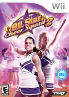 Nintendo Wii All Star Cheerleader 2