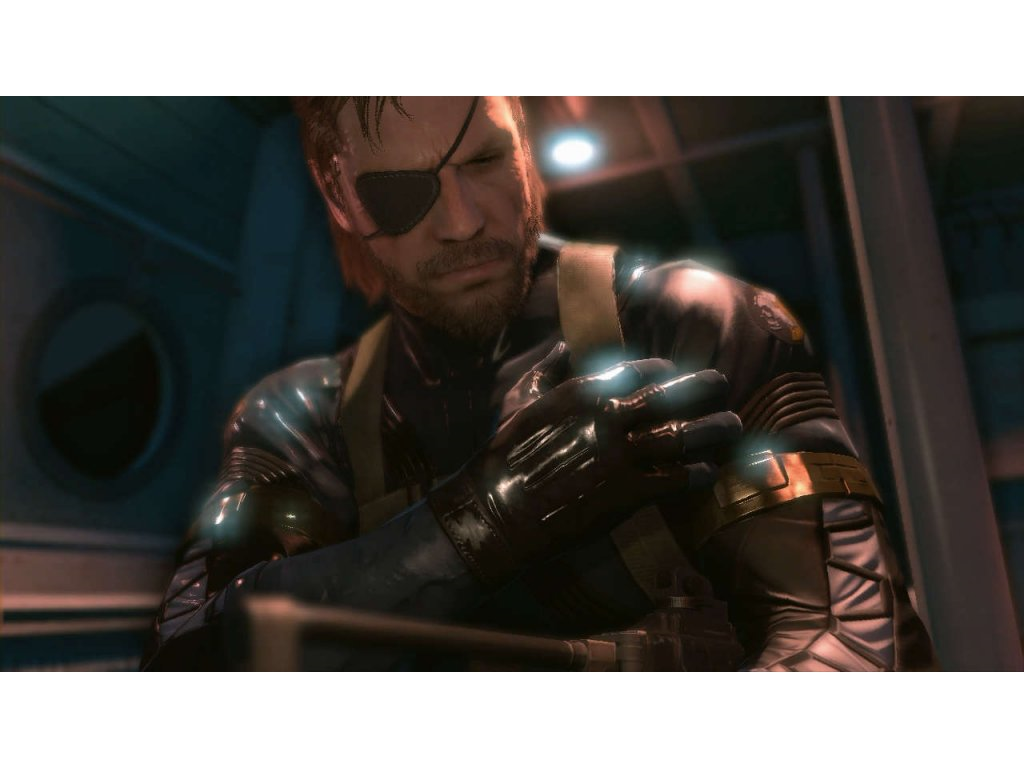 Xbox 360 Metal Gear Solid 5 Ground Zeroes