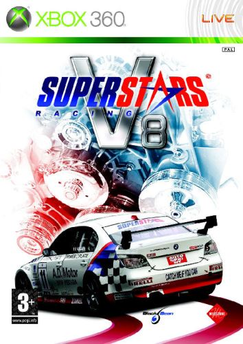 Xbox 360 Superstars V8 Racing