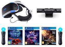 [PS4] Sony Playstation Virtuální Realita V2 - Výhodný set