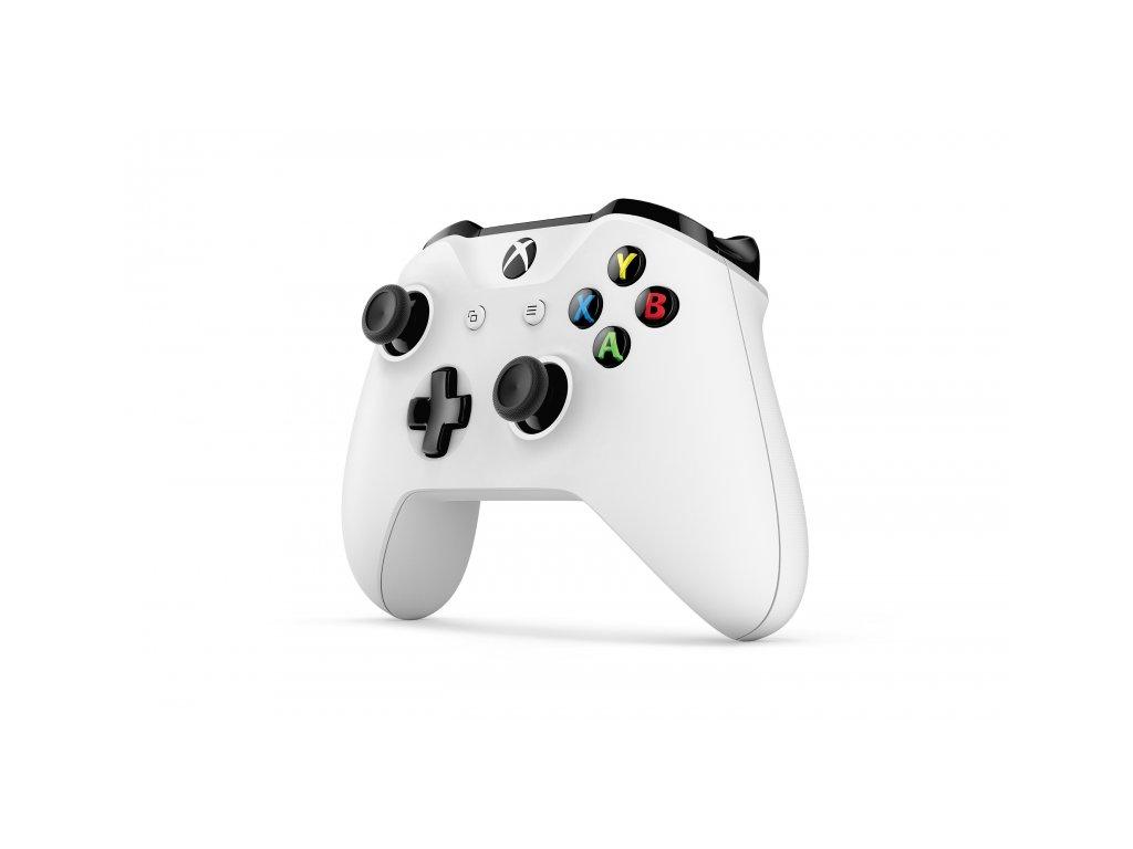 Xbox One 500 GB bílá edice