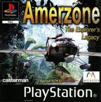 PSX PS1 Amerzone