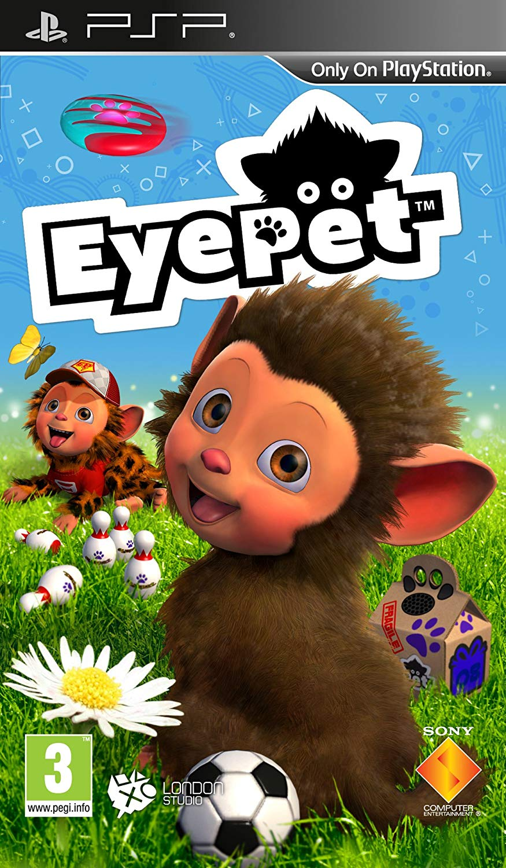 PSP Eye Pet