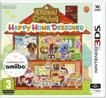 Nintendo 3DS Animal Crossing: Happy Home Designer (nová)