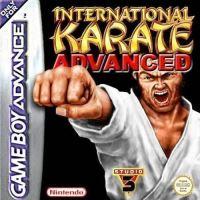 Nintendo GameBoy Advance International Karate Advanced