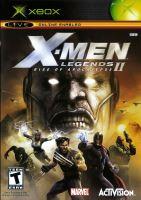 Xbox X-Men Legends 2: Rise of Apocalypse