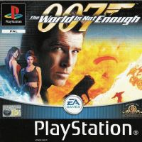 PSX PS1 007 James Bond: The World Is Not Enough