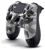 [PS4] Dualshock Sony Ovladač - Urban Camo - šedý maskáč