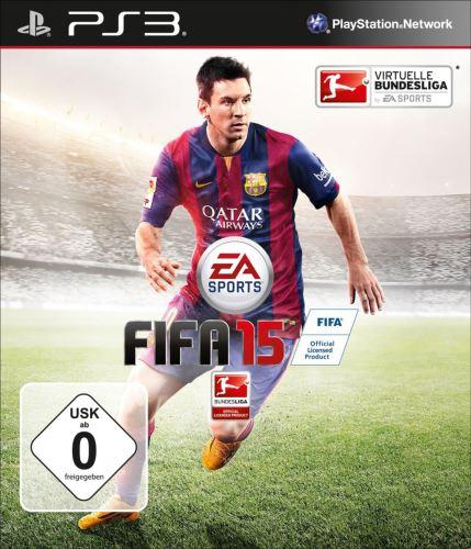 PS3 FIFA 15 2015 (CZ)