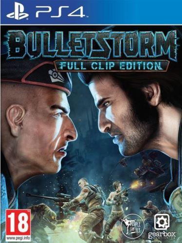 PS4 Bulletstorm: Full Clip Edition