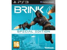 PS3 Brink Special Edition (nová)