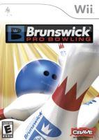 Nintendo Wii Brunswick Pro Bowling