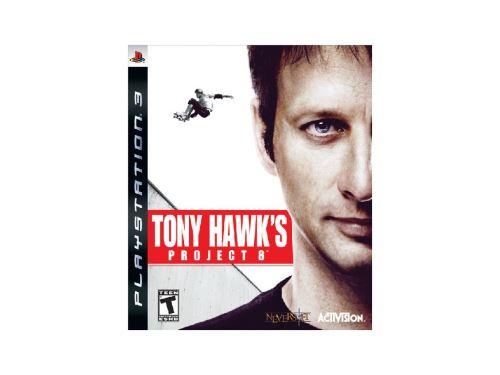 PS3 Tony Hawks Project 8
