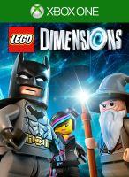 Xbox One Lego Dimensions (pouze hra)