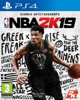 PS4 NBA 2K19 (nová)
