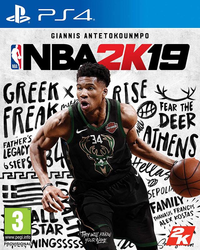 PS4 NBA 2K19 (nová)
