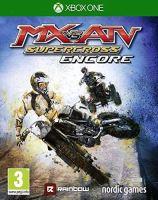Xbox One MX Vs ATV Supercross Encore (nová)