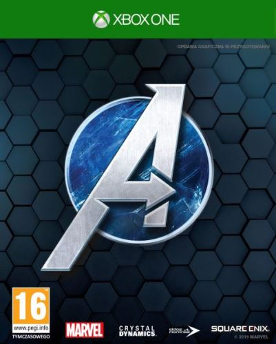 Xbox One Marvel's Avengers (CZ)