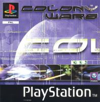 PSX PS1 Colony Wars
