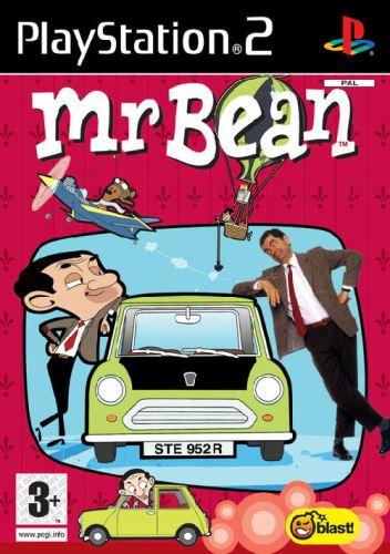 PS2 Mr. Bean