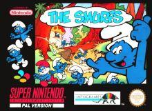 Nintendo SNES The Smurfs, Šmoulové