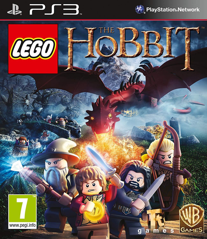 PS3 Lego The Hobbit (nová)