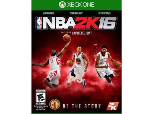 Xbox One NBA 2K16