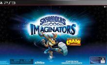 PS3 Skylanders: Imaginators Crash Bandicoot Edition [Starter Pack] (nová)