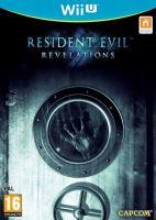 Nintendo Wii U Resident Evil Revelations